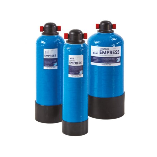 Empress Calcium Filter Units (CFU)
