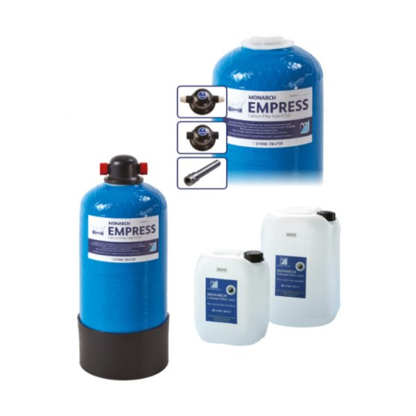 Empress Calcium Filter Units - Exchange Option