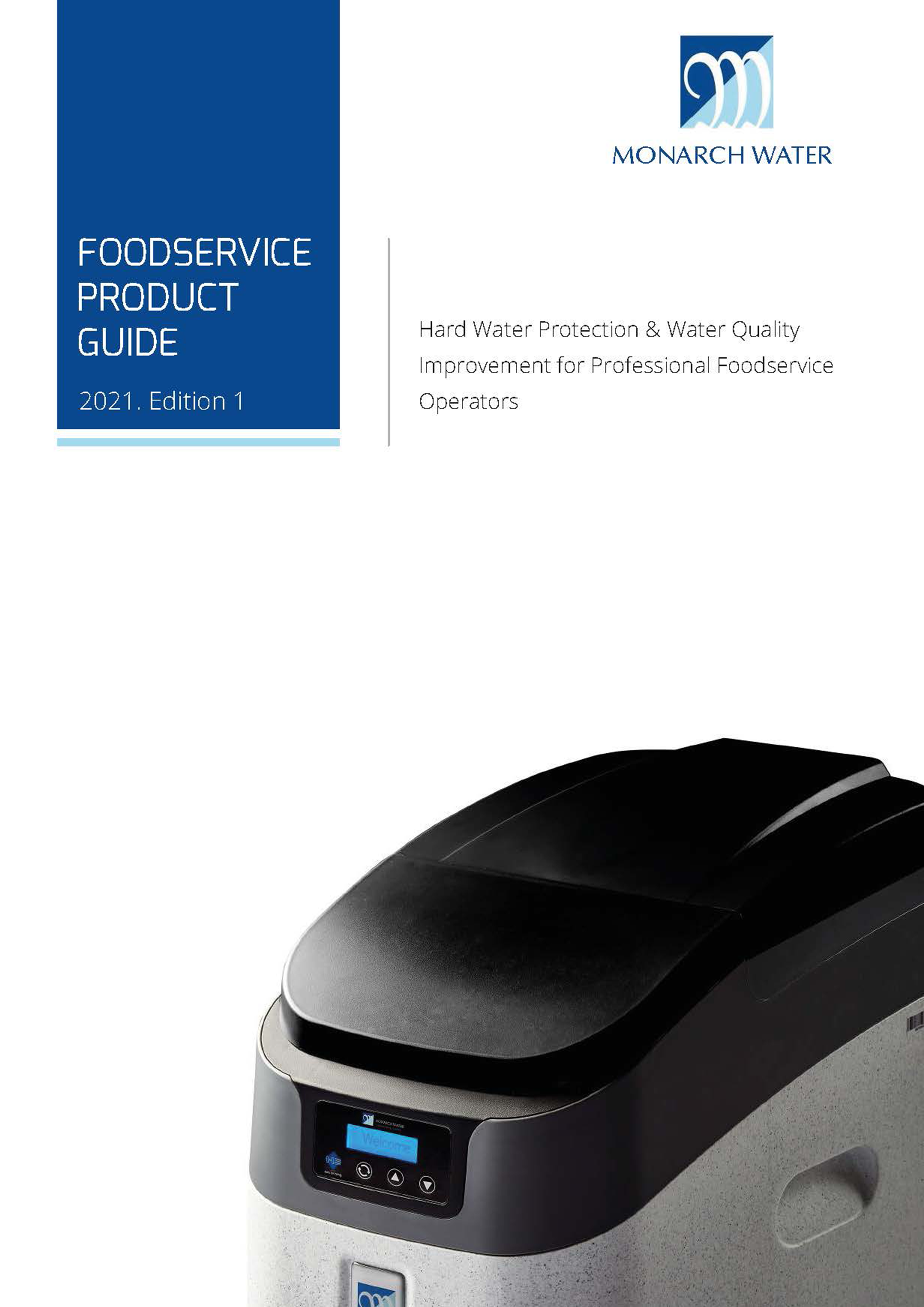 Monarch Water Foodservice Guide